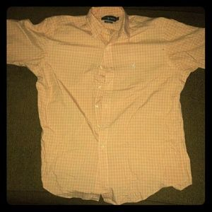 Polo ralph lauren button up (price negotiable)